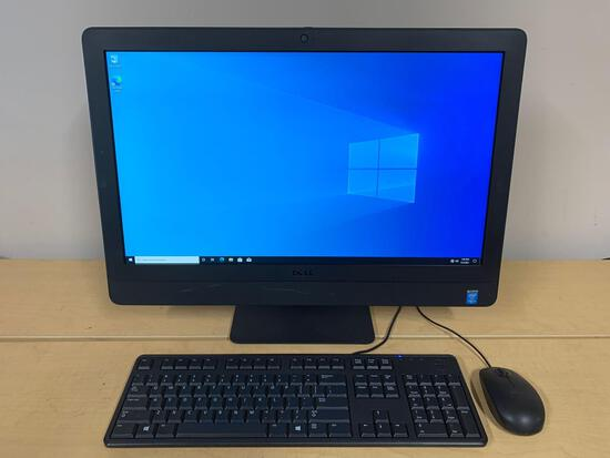 Dell Optiplex 9030 AIO desktop computer
