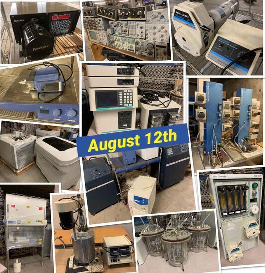 Biotech LAB Glassware Vacuum & Test Equipment