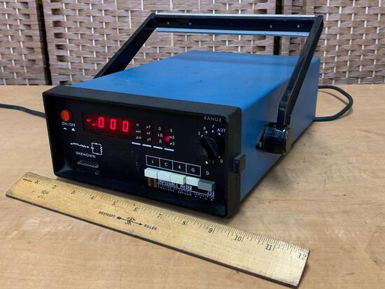 Electro Scientific Industries Impedance Meter 253