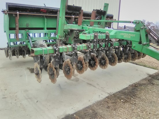 Sold Great Plains 15' Drill