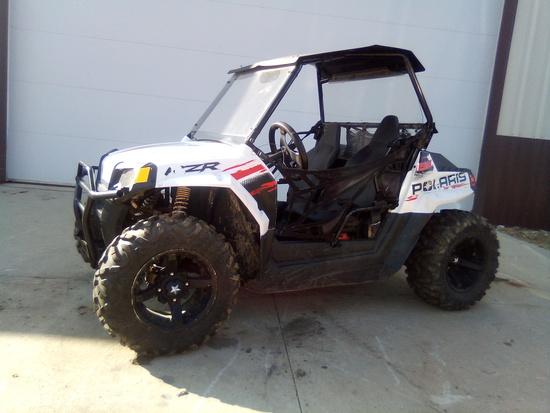 Sold Polaris RZR170EFI