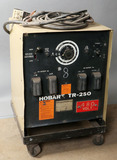 Hobart TR-250 serial #88WS03531; with cart, power cord, 1-ground, 1-stringe