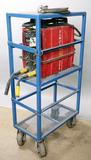 PowCon Model 300 SE multi-process/auto link welder-serial #350-702050; come