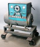 Hobart Model M-300 SMAW stick welder, mounted on cart; serial #12CW44952 (n