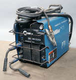 *Miller-XMT/350-CC/CV Auto Line multi-process welder with power cord and gr