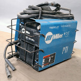 *Miller XMT-MPA Auto Line multi-process welder with power cord and ground l