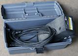 Miller RFCS-14 remote foot control unit for Miller XMT welders/suitcase fee