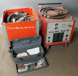 TRW-Nelson (orange set) Arc Stud Welder Model/Series 4800 w/power cord, gun
