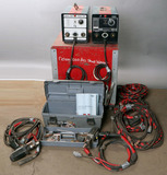 TRW-Nelson (red set) Arc Stud Welder kit, Model/Series 1000 with power cord