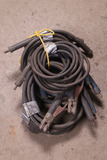 Lot of (6) sets of welding parallel Y lines