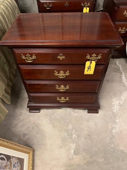 Nice night stand by Sumpter Cabinet Co