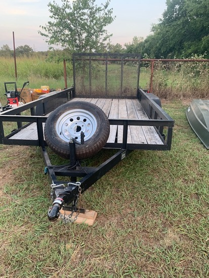 Utility trailer by R&D