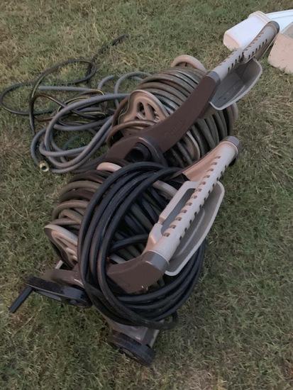 Water hoses/ Reels