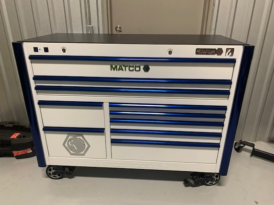 NEW MATCO MECHANIC TOOLBOX