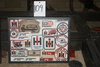 BOARD OF INTERNATIONAL HARVESTER PATCHES