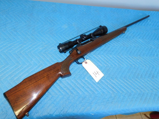 Remington Model 700 CDL .25-06 REM Rifle w/ Scope