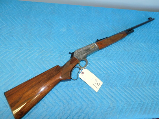 Browning Model 71 HG .348 Win Lever Action Rifle
