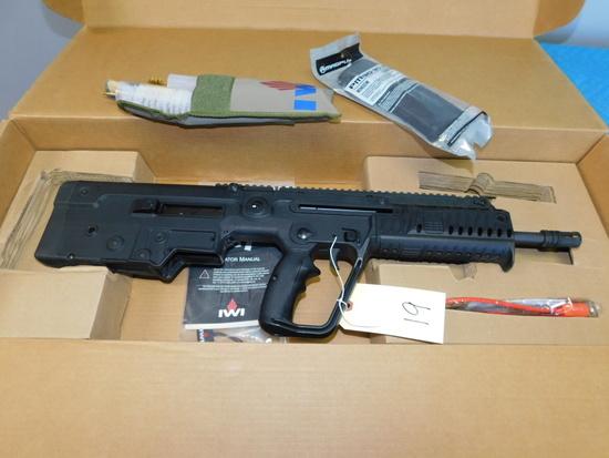 IWI Tavor X95 5.56 NATO/.00BLK/9mm Para NEW in Box