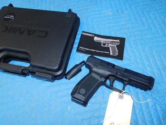 Canik TP9SF 9X19mm Pistol w/ Original Case