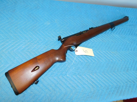 Mossberg Model 151M-C .22 Long Rifle w/ S-130 Sight