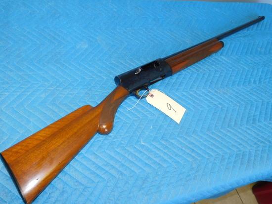 Browning A-5 Light Twelve 12 GA Shotgun
