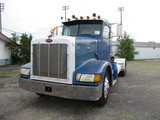 1990 PETERBILT 377 Set-Back Axle Conventional