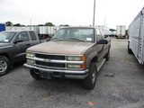1996 CHEVROLET 2500 Silverado Pick Up