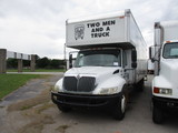 2009 INTERNATIONAL 4300 Furniture Van Truck