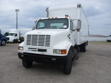 1999 INTERNATIONAL 8100 Van Truck