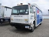 1998 MACK MS200P Cabover Beverage Truck