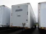 2001 WABASH 53 Ft. DuraPlate Van