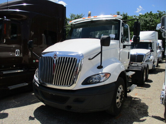 2012 INTERNATIONAL ProStar Plus Conventional
