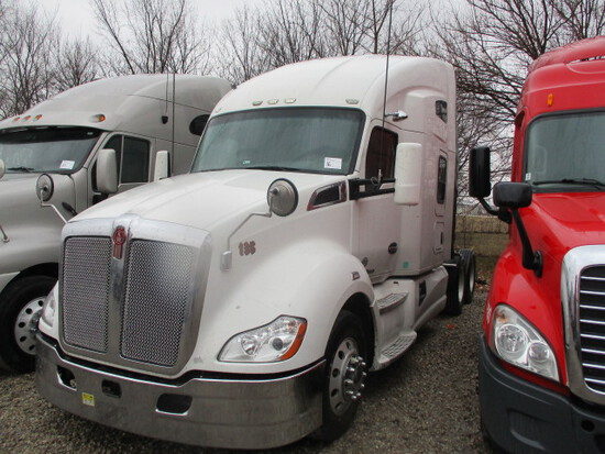 2013 KENWORTH T680 Conventional