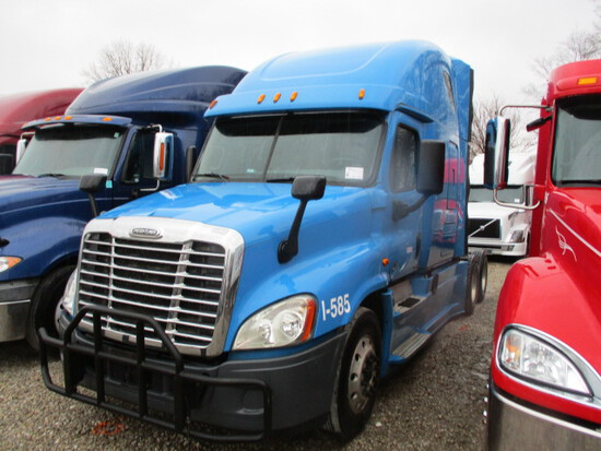 2015 FREIGHTLINER CA12564ST Cascadia Evolution Conventional