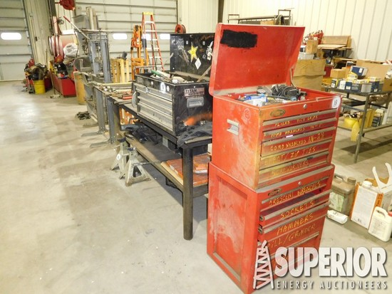 3' x 8' Heavy Duty Shop Steel