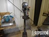 BLACK BULL 16-Spd Metal Drill