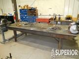 4' x 10' Heavy Duty Shop Steel
