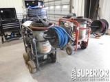 SHARK 3500 Pressure Washer, S/