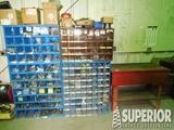 (4) LAWSON Stackable Parts Bin