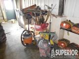 (1) RIDGID 12-Gal Shop Vac w/A