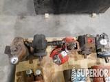 (5) Hyd Pumps & (2) CHELSEA PT