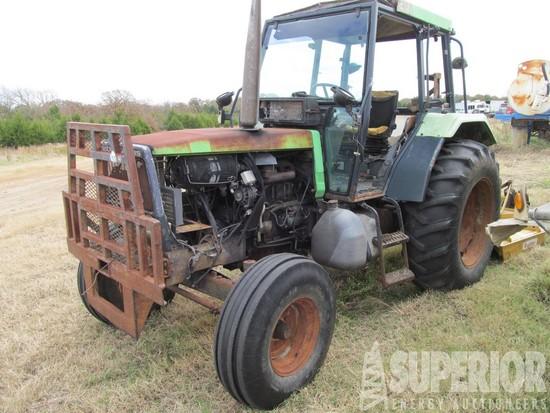 DUPLIKAT D3L Farm Tractor, S/N