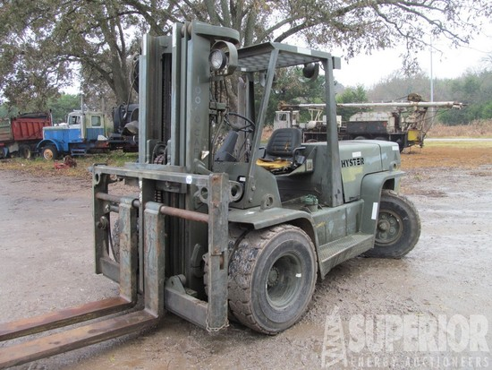 HYSTER H155XL Forklift p/b PER