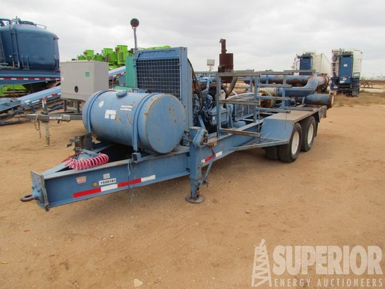 (x) Suction/Discharge Trailer