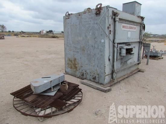 WHEELABRATOR Sand Blaster, S/N