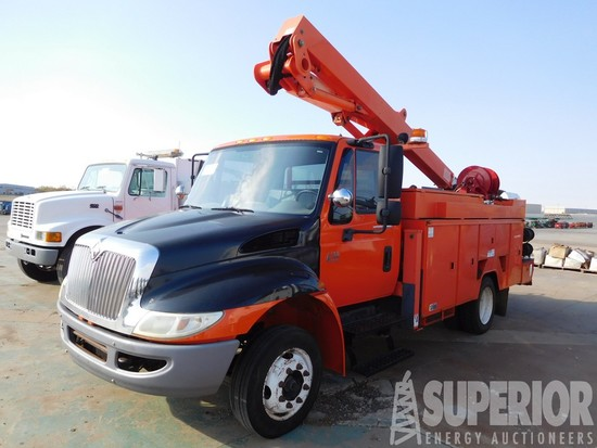 (x) 2007 IHC 4100 SBA 4x2 S/A