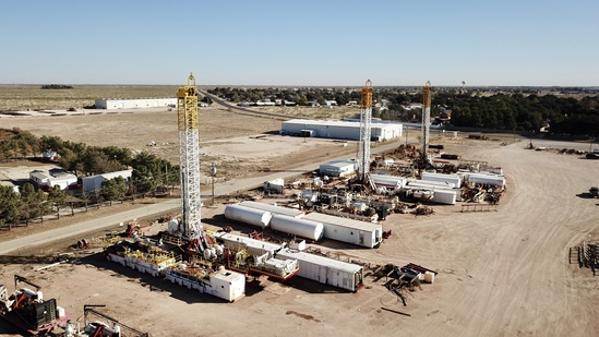Capstar Drilling - Permian Division Auction