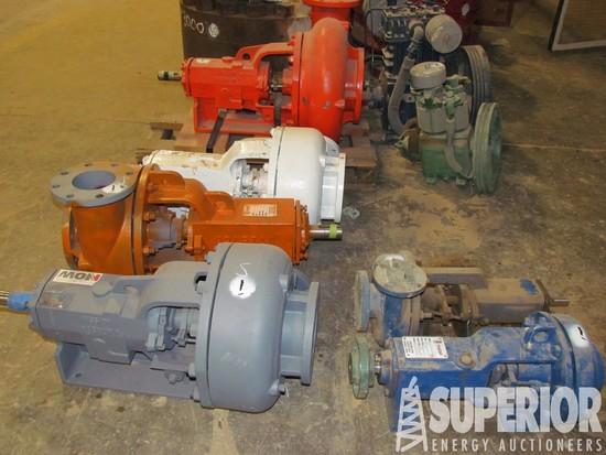 (6) Cent Pumps, Including MISS