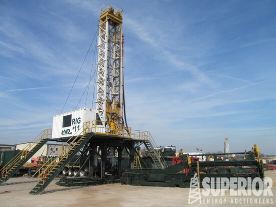 Day 1 - Liquidation of Horizontal Well Drillers