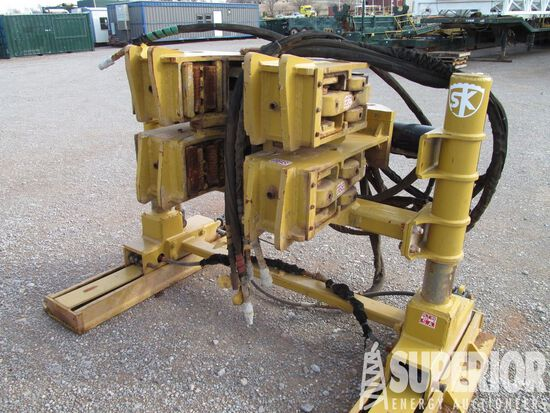 SERVICE KING Iron Roughneck, Located In Yard # 1 –